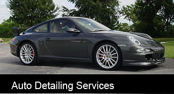 Mobile Auto Detailing Services including reconditioning, headlight restoration, overspray removal and maintenence